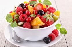 Польза фруктов при диете для кишечника
