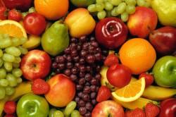 Фруты для диеты на манной каше
