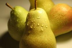 Груши - один из ингредиентов мюсли