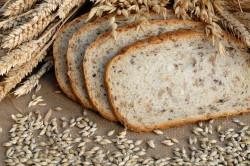 Хлеб без отрубей по рецепту Дюкана