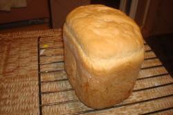 Хлеб, приготовленный в хлебопечке, по рецепту Дюкана
