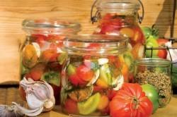 Консервированные овощи во время диеты