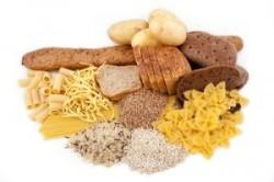 Ограничение употребления продуктов, содержащих крахмал