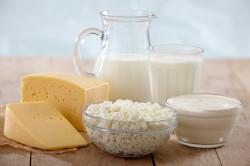 Молочные продукты при воспалении кишечника