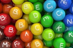 Витамины и микроэлементы пшеничной каши
