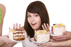 Отказ от сладкого во время диеты