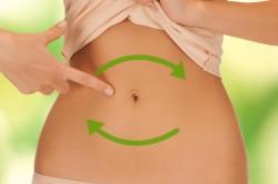 Нормализация работы ЖКТ при сметанной диете