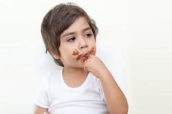 Отказ от шоколада при кишечной инфекции