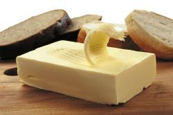 Сливочное масло во время диеты