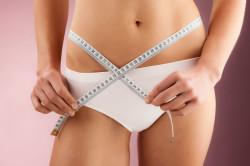 Коррекция веса и фигуры на сальной диете