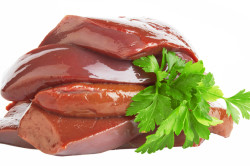 Субпродукты  для восполнения недостатка витаминов в организме