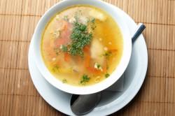 Куриный суп при ротавирусной инфекции