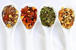 Виды травяных чаев