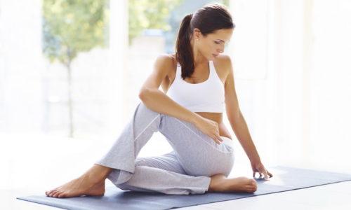 Польза йоги для фигуры