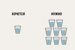 8 стаканов воды в день при дивертикулезе