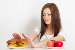 Отказ от фастфуда для похудения
