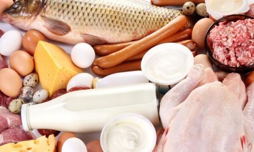 Похудение при помощи высокобелковой диеты