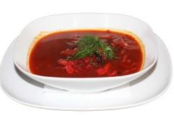 Борщ овощной при приеме Варфарина
