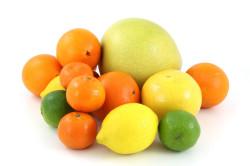 Цитрусовые - основные компоненты яичной диеты