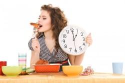 Польза питания по времени