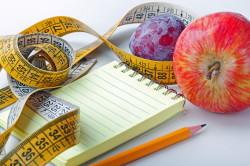Подсчет калорий во время диеты