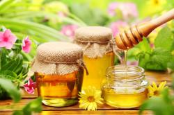 Мед для приготовления чая из имбиря