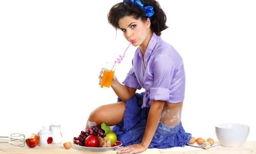 Польза сока для похудения
